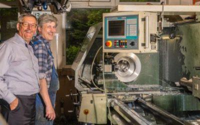 CNC-Zerspaner Schreck seit über 90 Jahren erfolgreich in der Metropolregion Hamburg