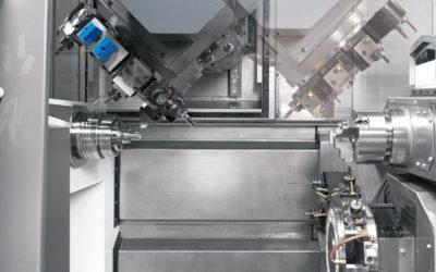 Kurt Grützmann: Neue CNC-Maschine